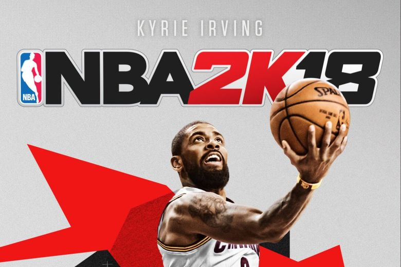 NBA 2K18 put Kyrie Irving on the cover just in time for the NBA Finals - SBNation.com
