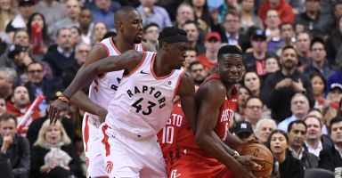 Game Thread: Raptors vs. Rockets updates, TV info, and more