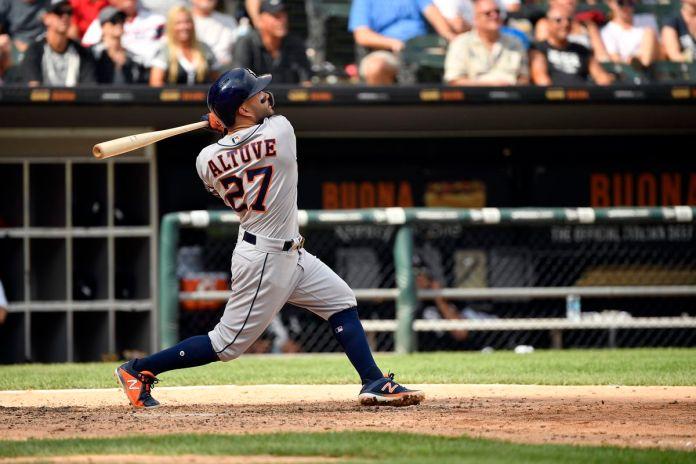 Houston Astros v. Chicago White Sox