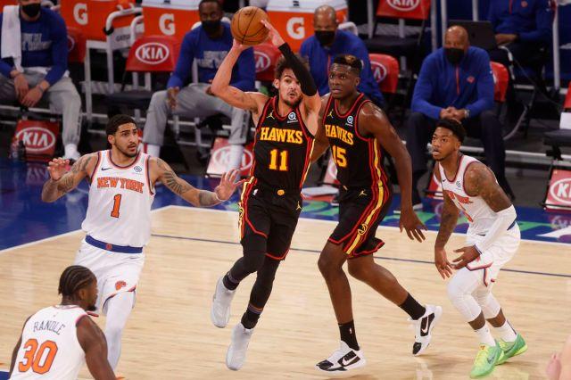 Atlanta Hawks vs New York Knicks Game 2 NBA Odds and Predictions
