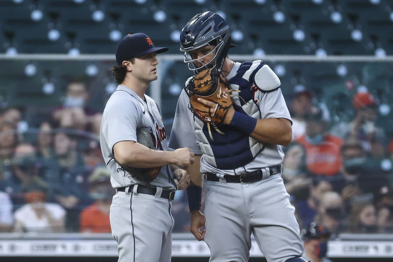 MLB: Detroit Tigers at Houston Astros