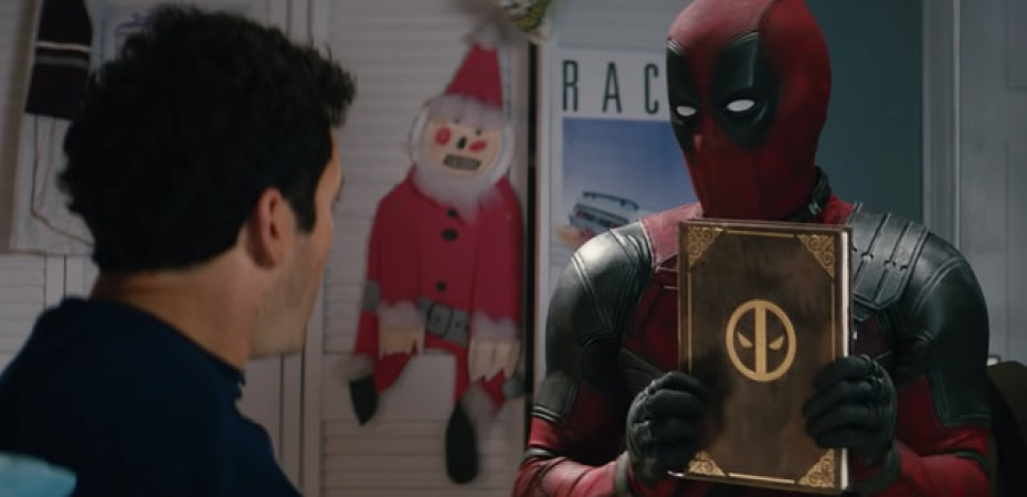 7ebb6ffbbb19 Once Upon a Deadpool trailer teases a fun bedtime-story version of ...