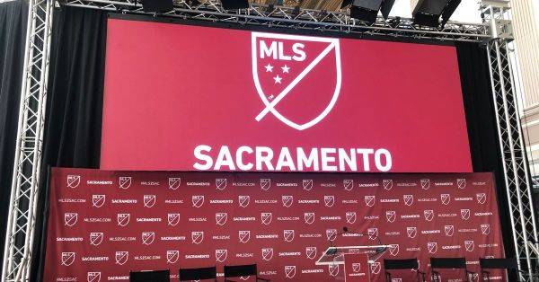 Early look inside MLS Sacramento press conference
