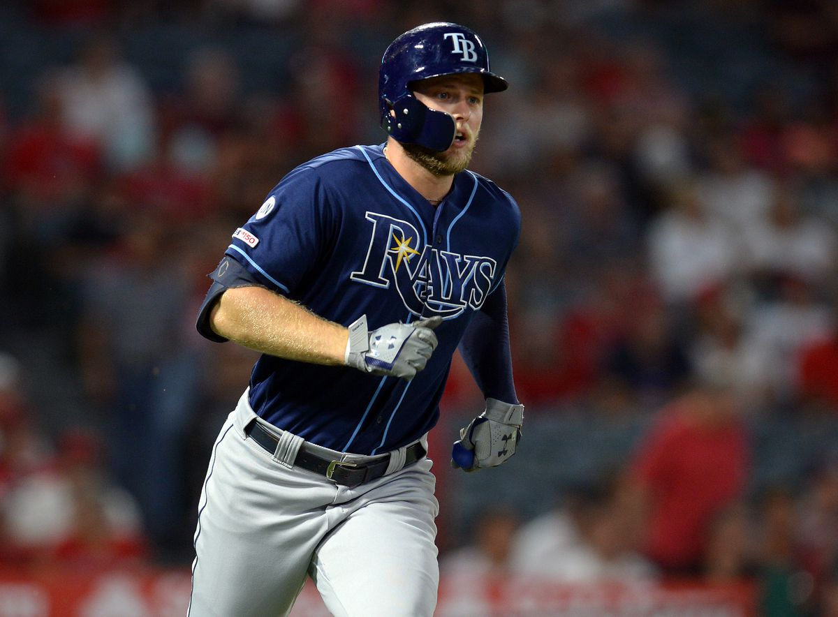 MLB: Rays de Tampa Bay chez Los Angeles Angels