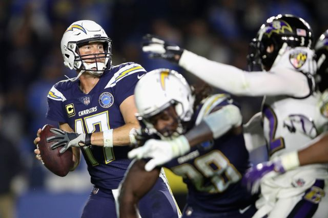 Why we think Chargers can win rematch with Ravens in 2019 NFL playoffs -  SBNation.com