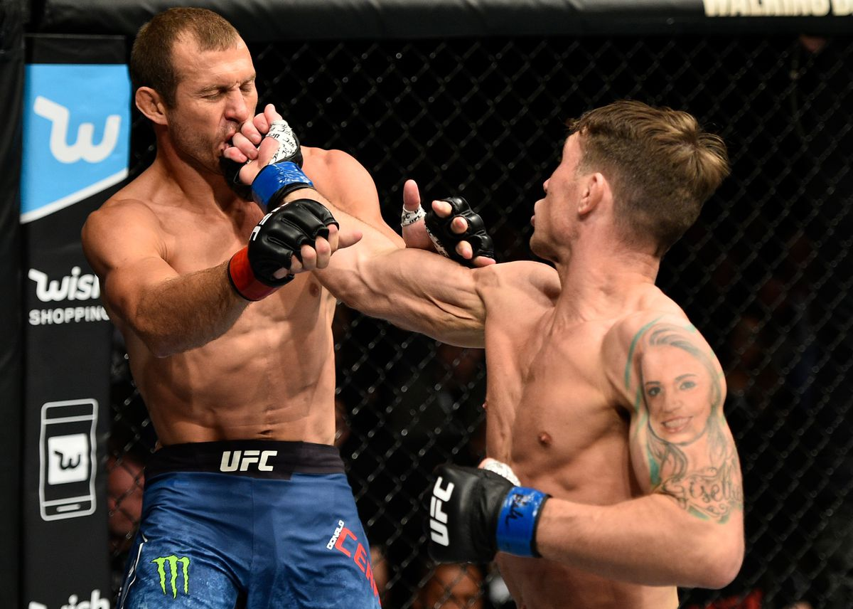 UFC Fight Night: Cerrone v Till