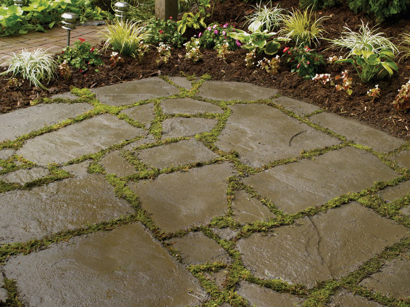 how to install a bluestone patio video