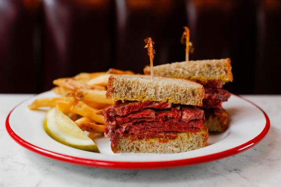 Image result for Rooster Soup Co. Transforms Into The Rooster, a Jewish Deli