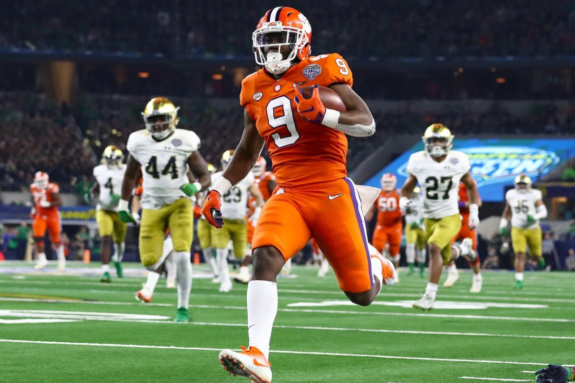 College Football Week 2: Featured Running Backs - Niners Nation