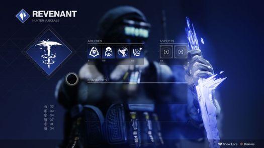 Hunter Revenant ability boilerplate