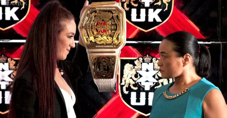 One historic NXT UK title run continues, clock is ticking on another