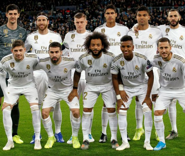 What The Stats Say Real Madrids Best   Line Up So Far