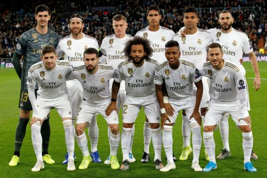 What the Stats Say — Real Madrid's best 2019/20 line-up so ...