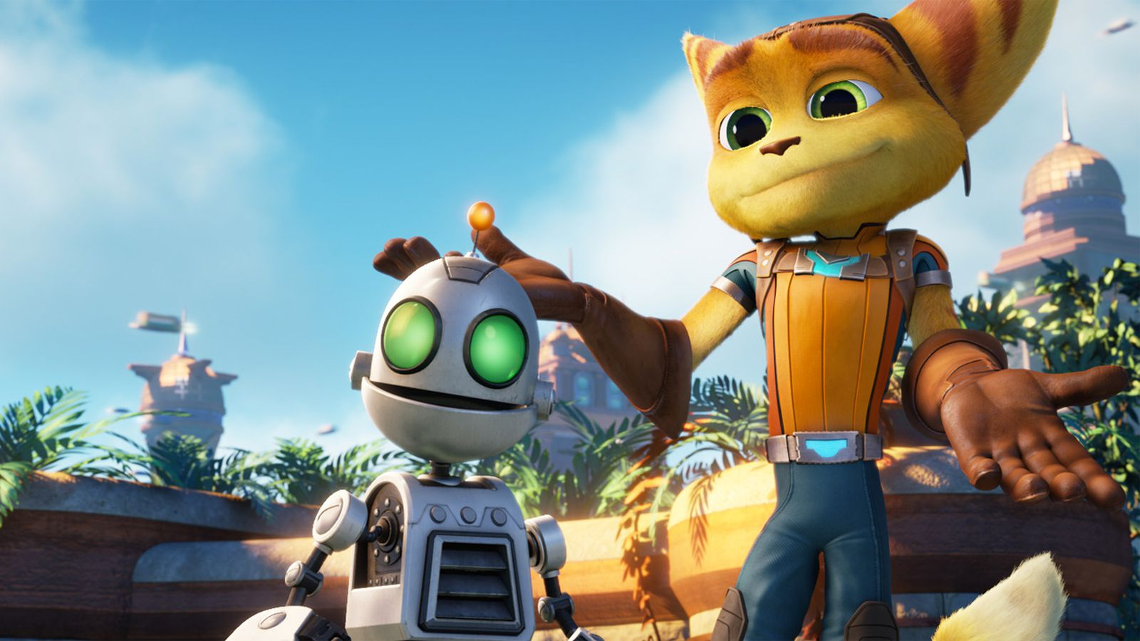 Ratchet Amp Clank For PlayStation 4 Now Coming Spring 2016 Polygon