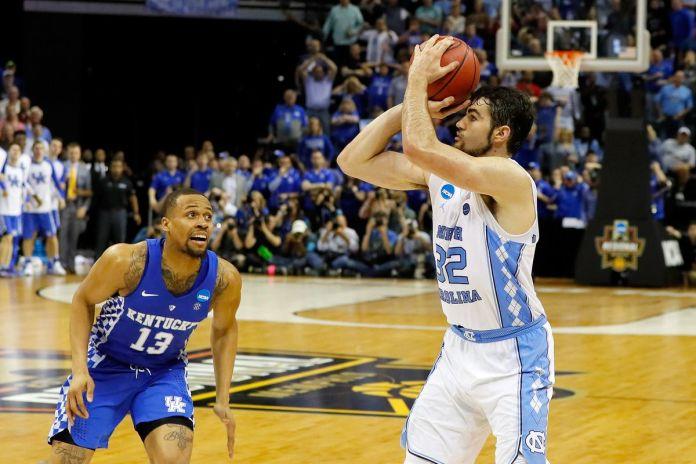Kentucky gegen North Carolina