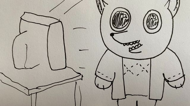 Brian.0 The Polygon staff tried to draw Tom Nook from memory | Polygon