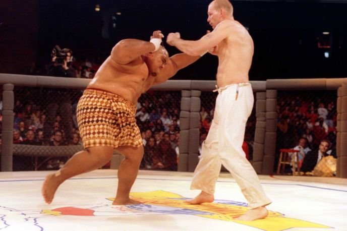 Image result for ufc 1