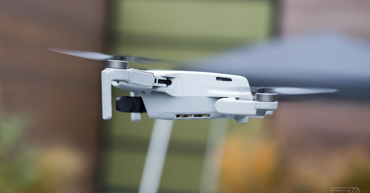 DJI says people can still buy and use its drones in US after export ban