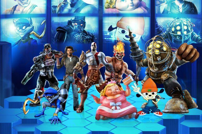 Image result for PlayStation All-Stars Battle Royale