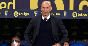 """Zidane: """"The system is not the most important thing, it is energy"""""""