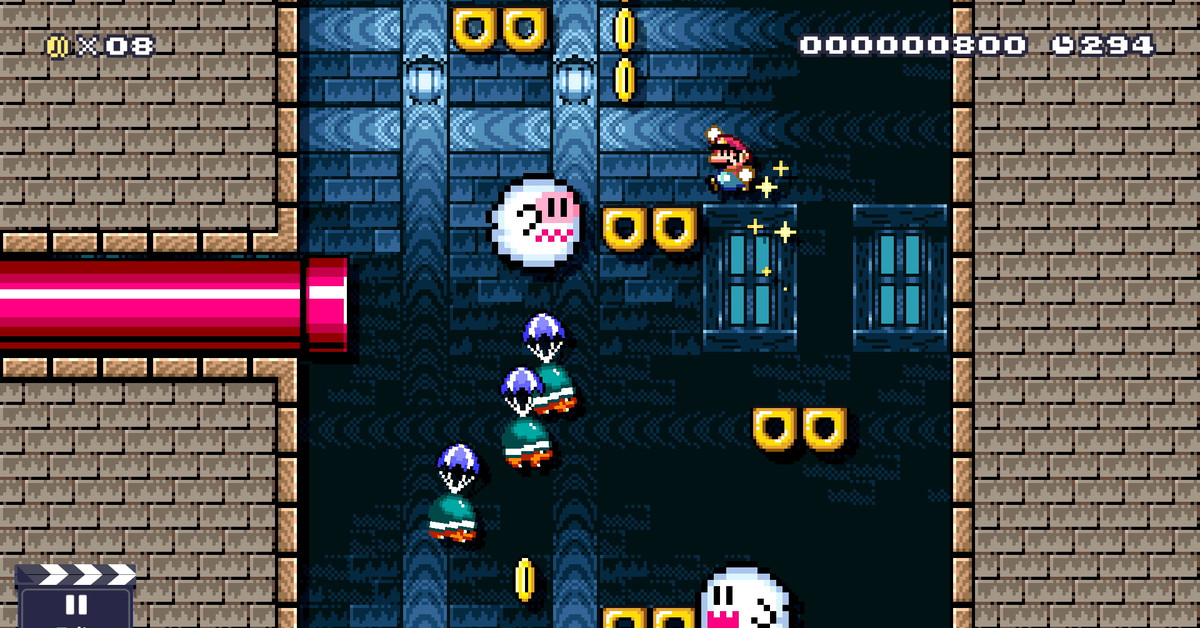 Super Mario Maker 2s Debut Trailer Is Packed With A Ton
