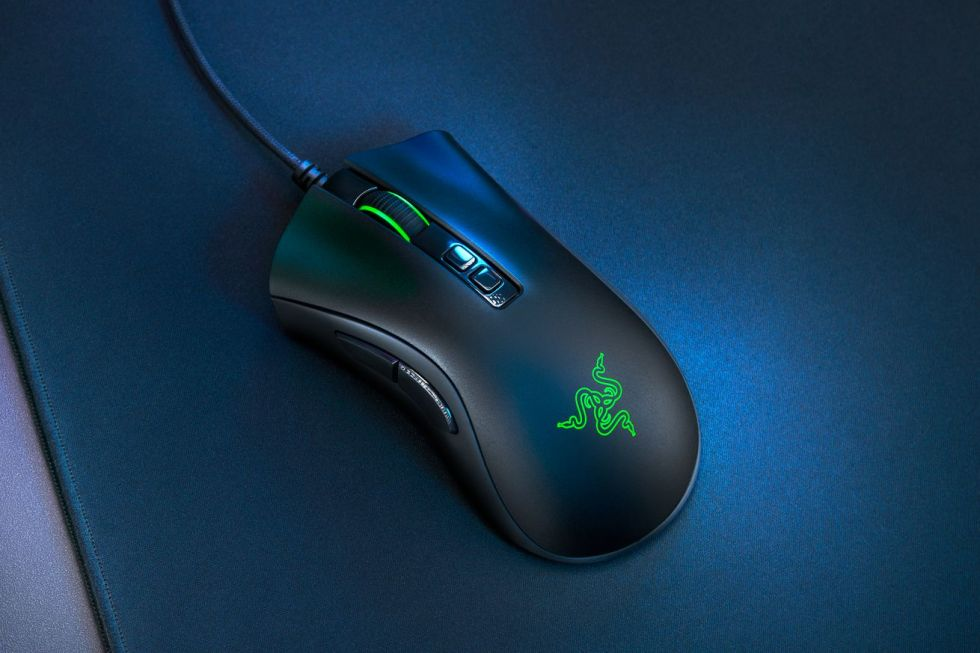 Best wired gaming mouse: Razer DeathAdder V2
