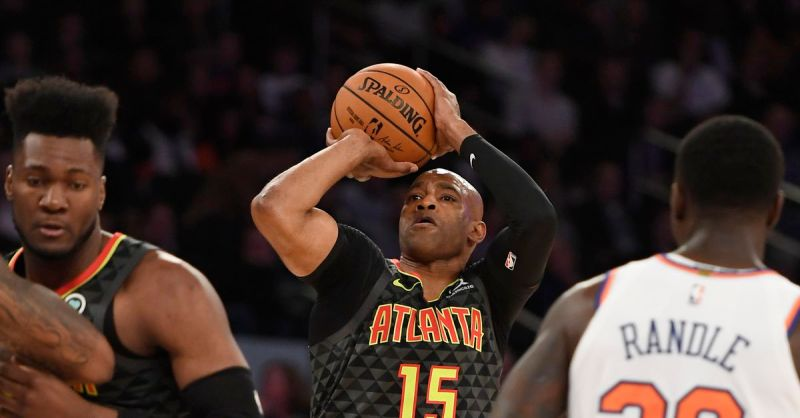 Hawks edge Knicks for first preseason win, 100-96