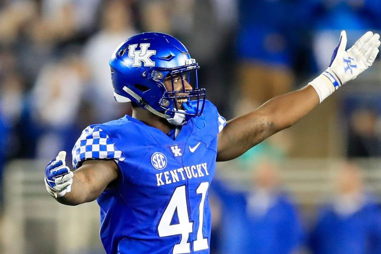 Image result for Josh allen olb