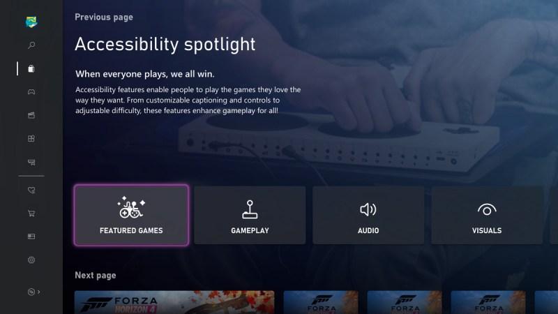 Screenshot del negozio Microsoft intitolato