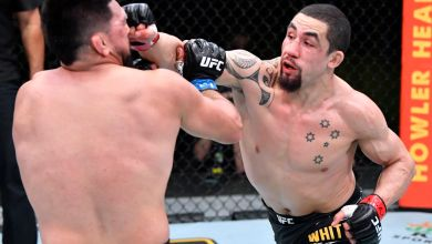 UFC Vegas 24 in Tweets: Fighters react to Robert Whittaker's dominant victory over Kelvin Gastelum