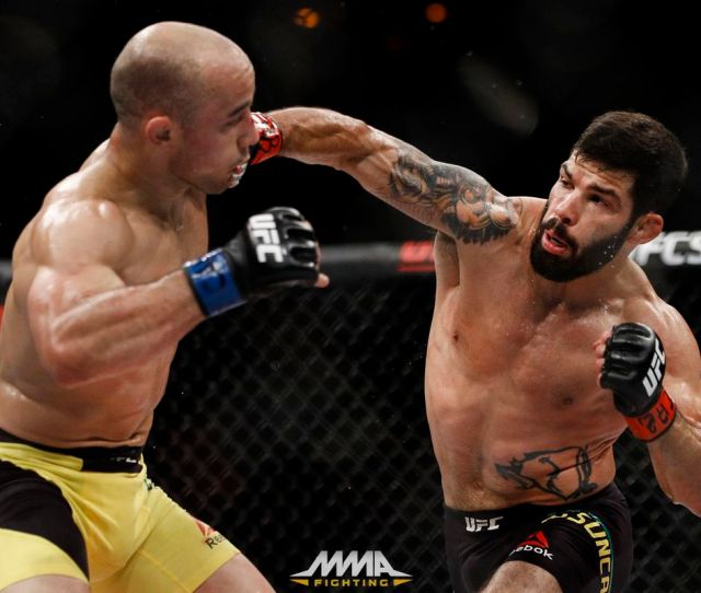 Raphael Assuncao Wants Title Eliminator Bout With Inconsistent Dominick Cruz He Already Ran From The Fight