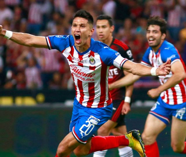 Chivas Continues Their Dominance Over Atlas With Win In Clasico