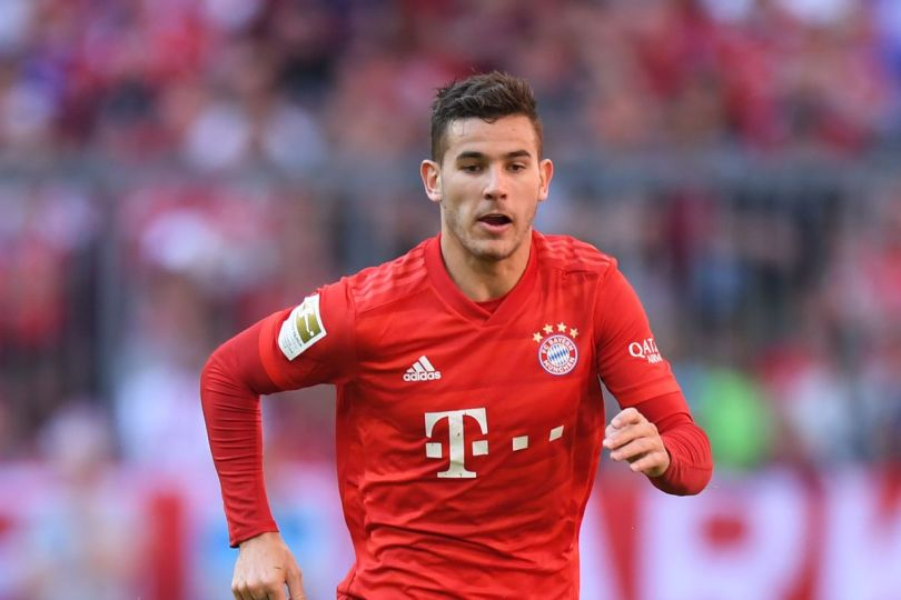 Bayern Munich defender Lucas Hernandez leaves training early with ...