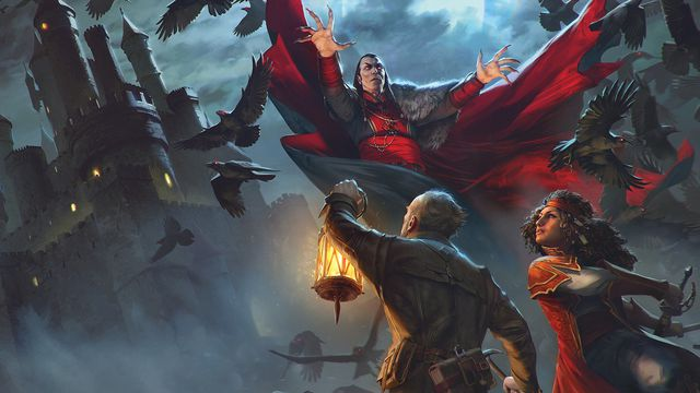 DnD_Van_Richtens_Guide_CoverArt_325450_Anna_Podedworna_cropped.0 Next Dungeons & Dragons campaign book reboots the many realms of Ravenloft   Polygon