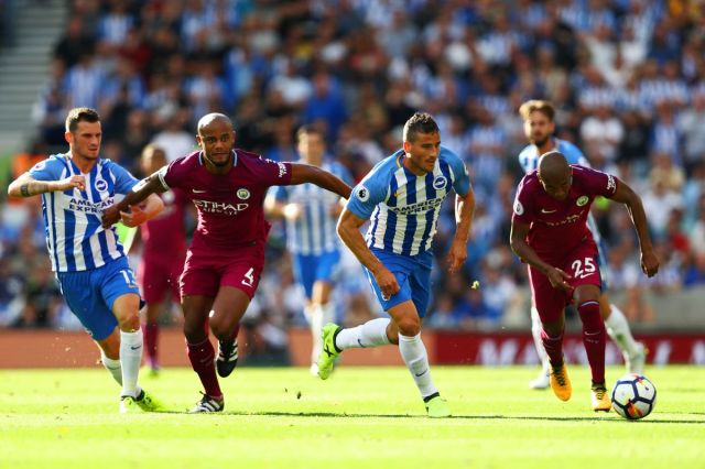 Match From The Past: Manchester City v Brighton - Bitter and Blue