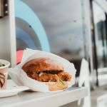 A Rare Kosher Food Truck Sells Hot Chicken Sandwiches At Synagogues And A D C Bar Eater Dc
