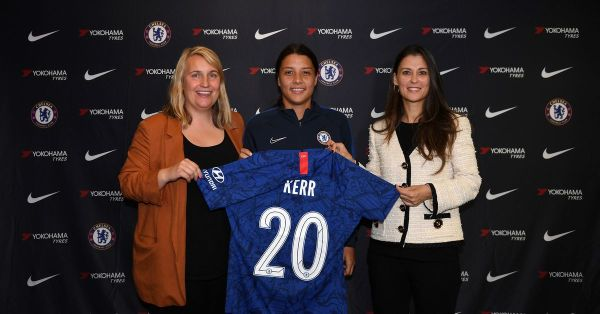 Image result for samantha kerr chelsea""