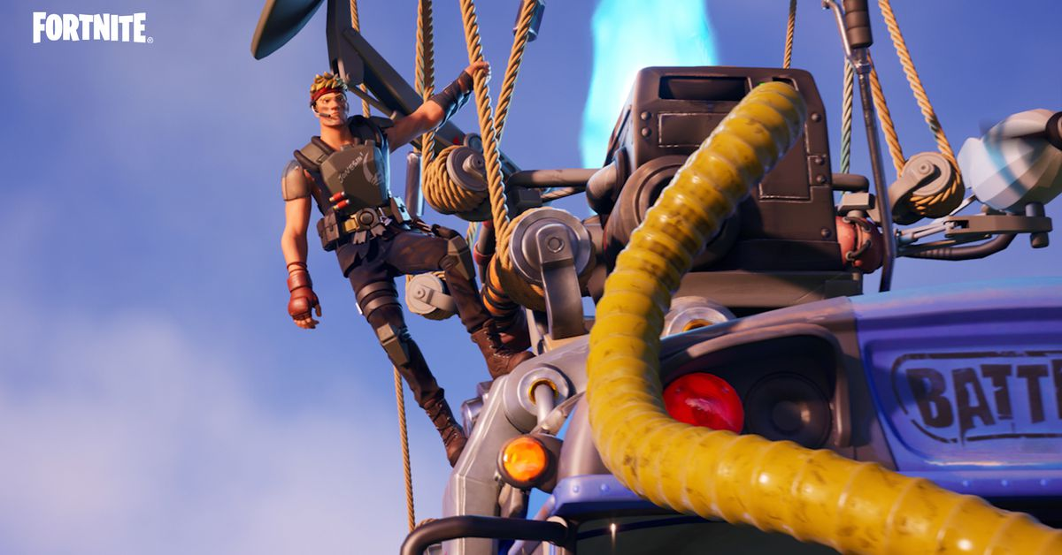 Fortnite's season 6 opening cinematic was co-directed by the Russo brothers