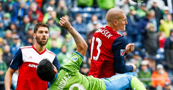 FC Dallas eliminated from the MLS Cup Playoffs in a 4-3 extra time loss to the Seattle Sounders