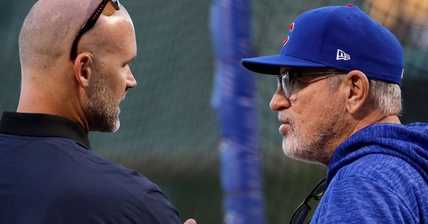 First step for new Cubs manager David Ross is proving he