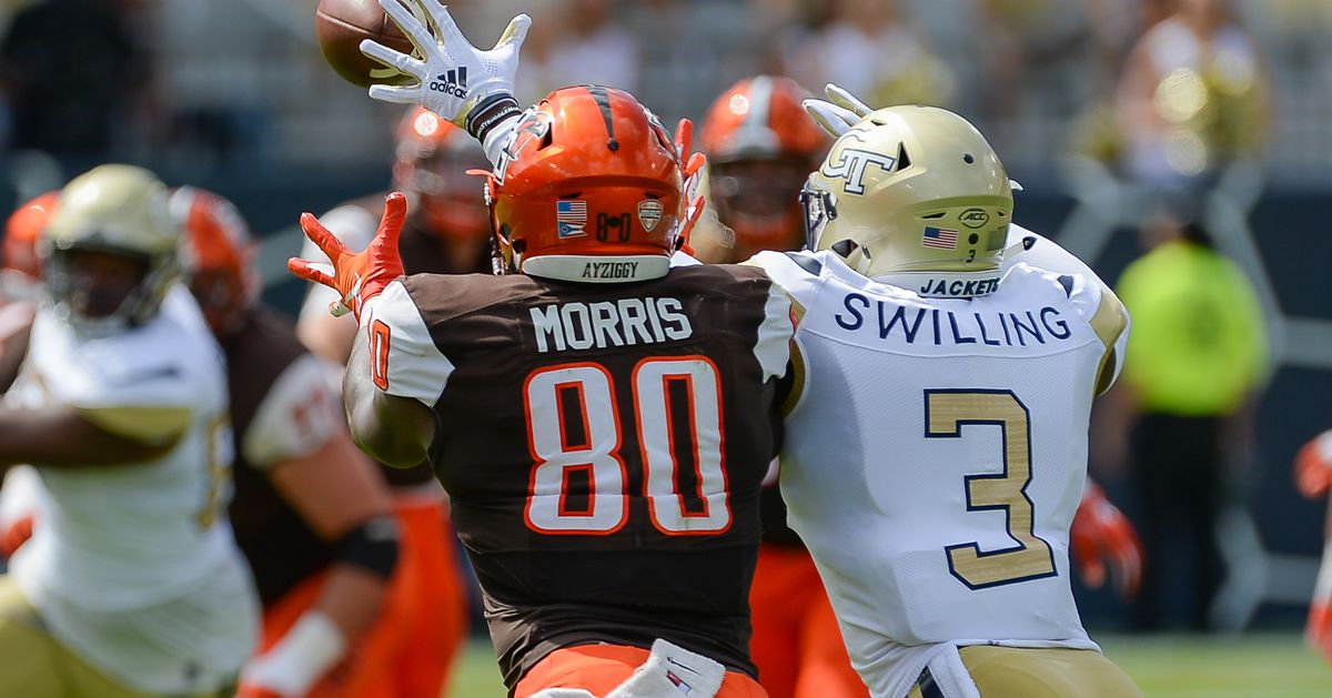 2020 Mid-American Conference Football Key Storylines: Bowling Green Falcons  - Hustle Belt