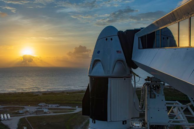 49934682271_fd6a31becc_o.0 Launch of NASA's SpaceX Crew-1 mission delayed until November | The Verge