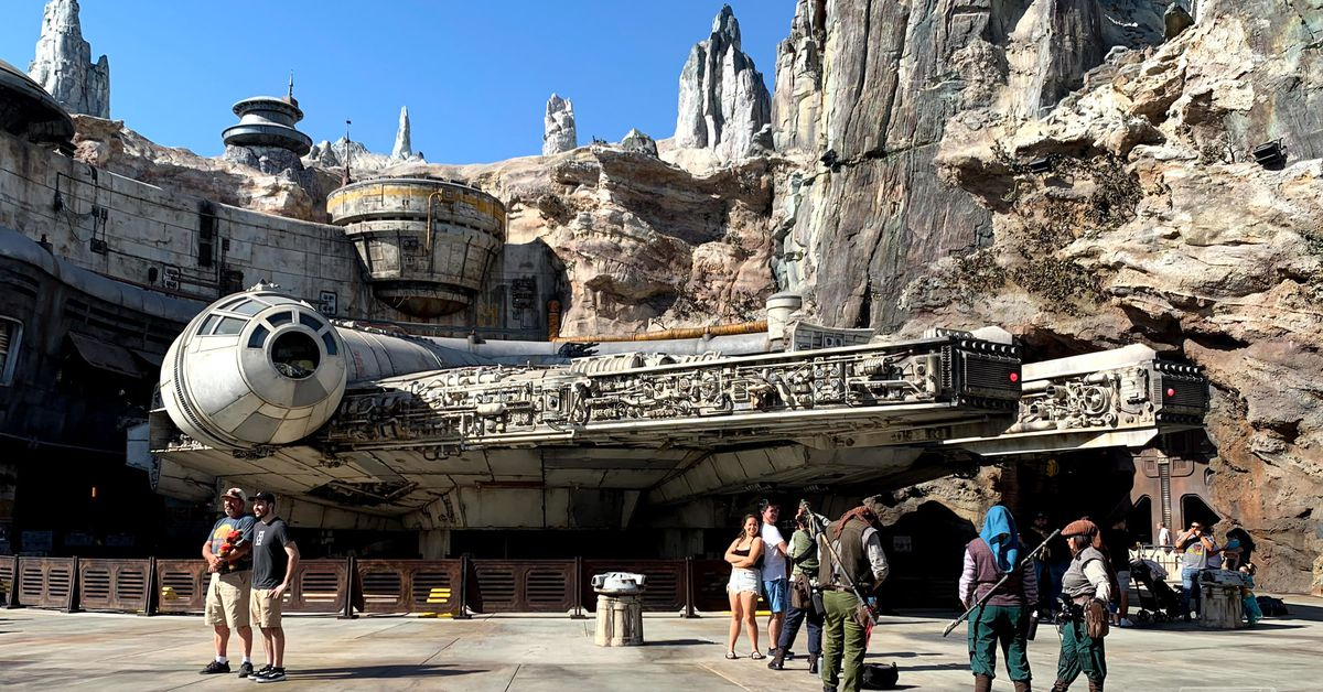 Disneyland will reopen on April 30th, for California residents only