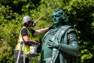 Chicago Columbus statues: Time for some straight talk, while still ...