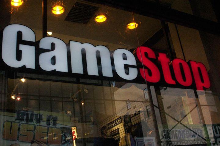 GameStop photo
