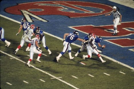Bruce Smith's safety is Buffalo Bills' best Super Bowl moment - Buffalo Rumblings