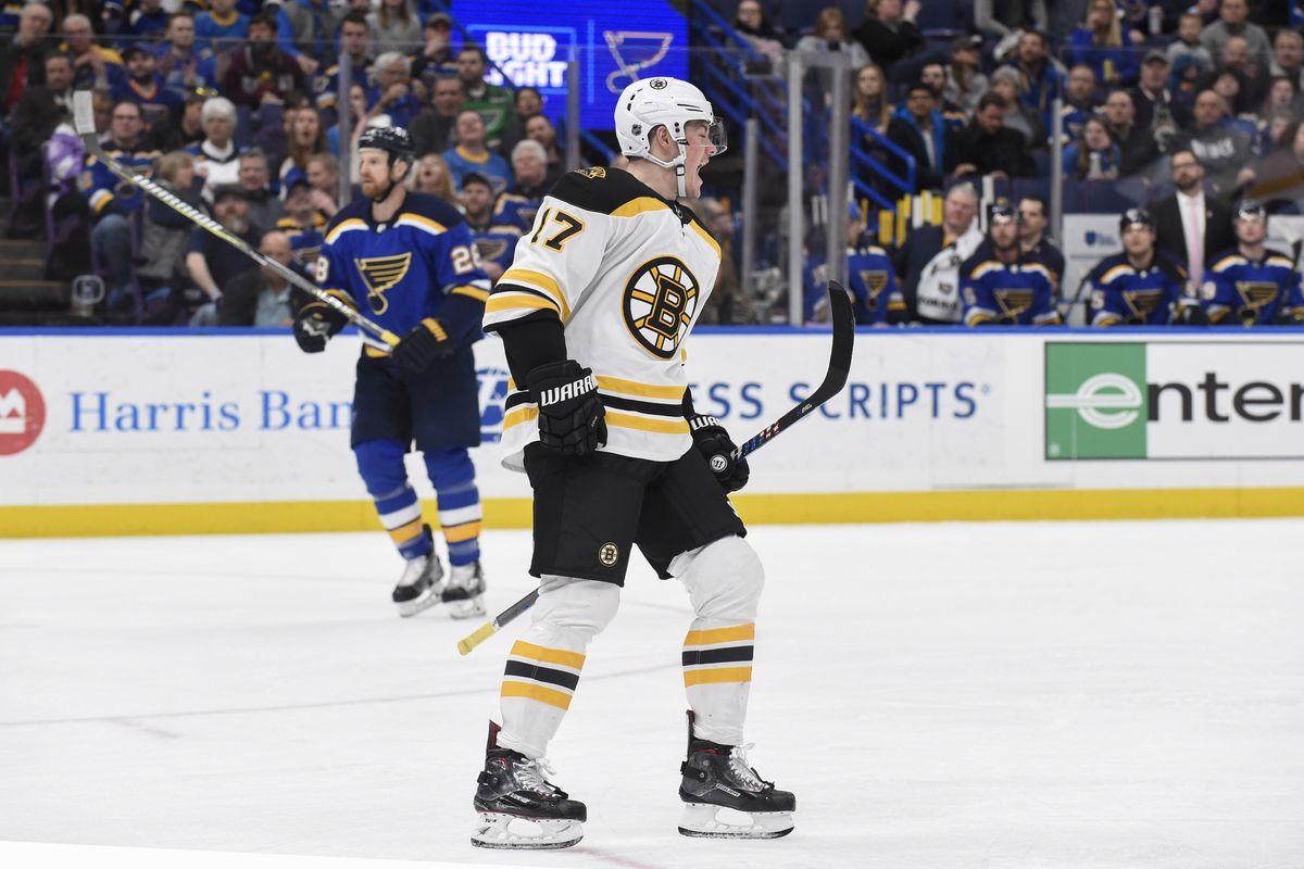 Preview St Louis Blues Visit Boston Bruins