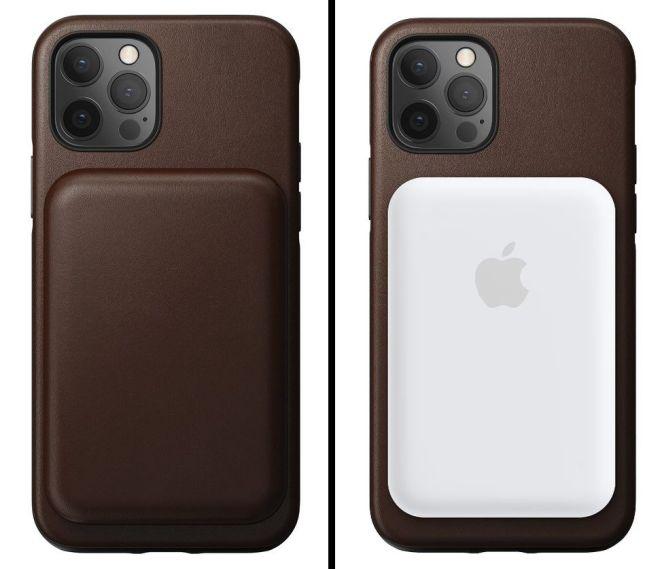 Nomad, Apple MagSafe Pil Paketini deriyle kaplamaya karşı koyamadı 12