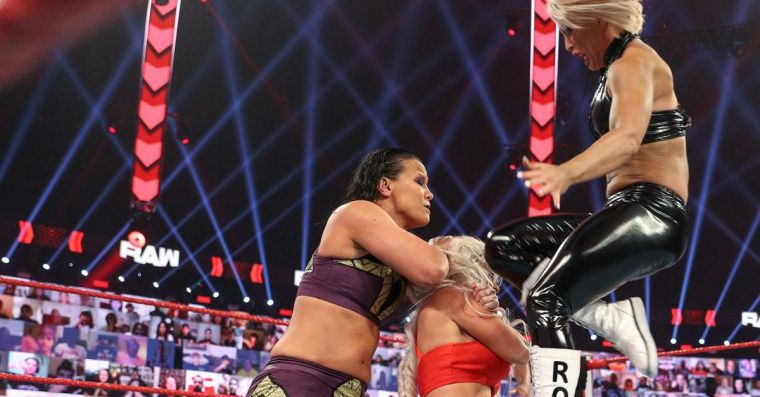The problem with Raw's women's division isn't lack of talent