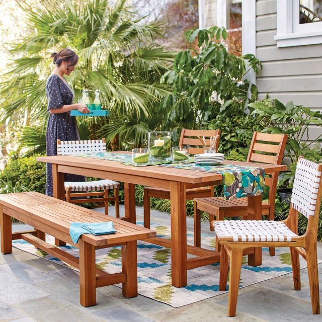 best outdoor furniture: 15 picks for any budget - curbed